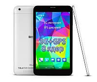 Восьмиядерный планшет 7 дюймов, Android 4, датчик ориентации, фото 1