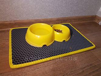Коврик ЕВА под миски для собак и кошек