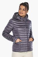 Осенне-весенняя лавандовая куртка женская брендовая модель 67510