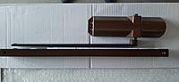 Доводчик зі слайдовою тягою TS -10D B коричневий (Німеччина) Ral 8014 EN 2