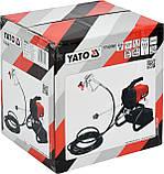 Покрасочная станция гидродинамическая YATO YT-82560 малярная станция высокого давления агрегат краскопульт, фото 4