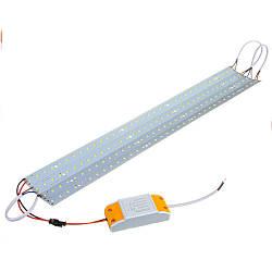 Лід лінійки 28Вт для заміни растрових ламп Т8