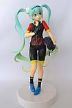 Фігурка Hatsune Miku - Racing Ver. EXQ  Banpresto, фото 2