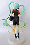 Фігурка Hatsune Miku - Racing Ver. EXQ  Banpresto, фото 4