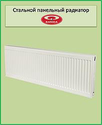 Стальной радиатор Sanica 11k 300*900 б.п.