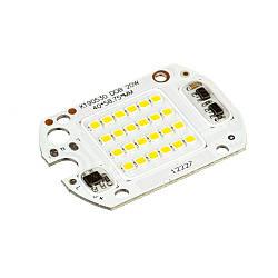 Світлодіодна матриця для LED 220В 20Вт 6000К