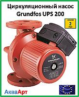 Циркуляционный насос Grundfos UPS 40-150-250 фланцевый (Польша)
