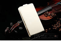Чехол флип для Meizu MX3 белый