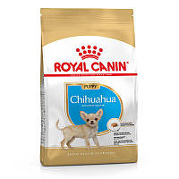 Корм Royal Canin Chihuahua Puppy для щенков Чихуахуа до 8 месяцев, 0,5 кг 24380051