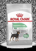Корм Royal Canin Mini Digestive Care, для собак с чувствительным пищеварением, 3 кг 2447030