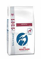 Корм Royal Canin Hepatic Dog лікувальний, при хворобах печінки, 1,5 кг