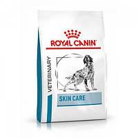 Корм Royal Canin Skin Care Adult Dog лечебный, для собак при дерматозах, 2кг 40130201