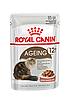 Консерви Royal Canin Ageing +12 (в соусі), для кішок старше 12 років, упаковка 12шт х85г