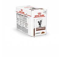 Консервы Royal Canin Gastro Intestinal, для кошек с чувствительным пищеварением, упаковка 12шт х85г