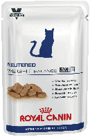 Консервы Royal Canin Neutered Weight Balance, для стерилизованных кошек, упаковка 12шт х100г