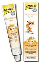 Вітамінна паста Gimpet Multi-Vitamin Paste для котів, 100гр, G-401027 /401393