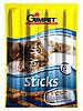 М'ясні палички Gimpet Sticks для кішок, з лососем і фореллю, 4шт G-400778