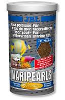 JBL MariPearls – корм для морских рыбок 4059100, 1 л/ 520 г
