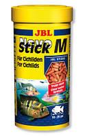 JBL Novo Stick M – корм для плотоядных цихлид 3029000, 1000 мл