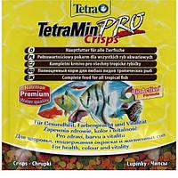 Корм для декоративних рибок Tetra Min Pro Crisps, 12 г, 149304