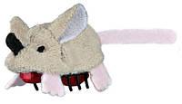 Мышка бегающая Trixie для кошки 5,5см