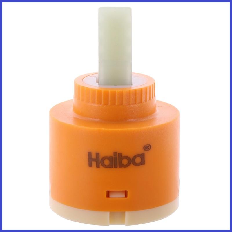 Картридж керамический 40 мм без ножек Haiba для однорычажного смесителя