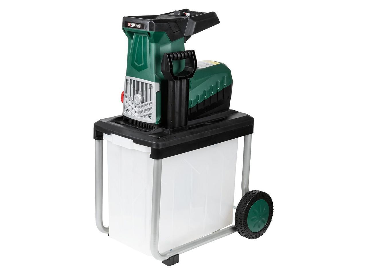 Садовый роликовый измельчитель PARKSIDE PLH 2800 B2