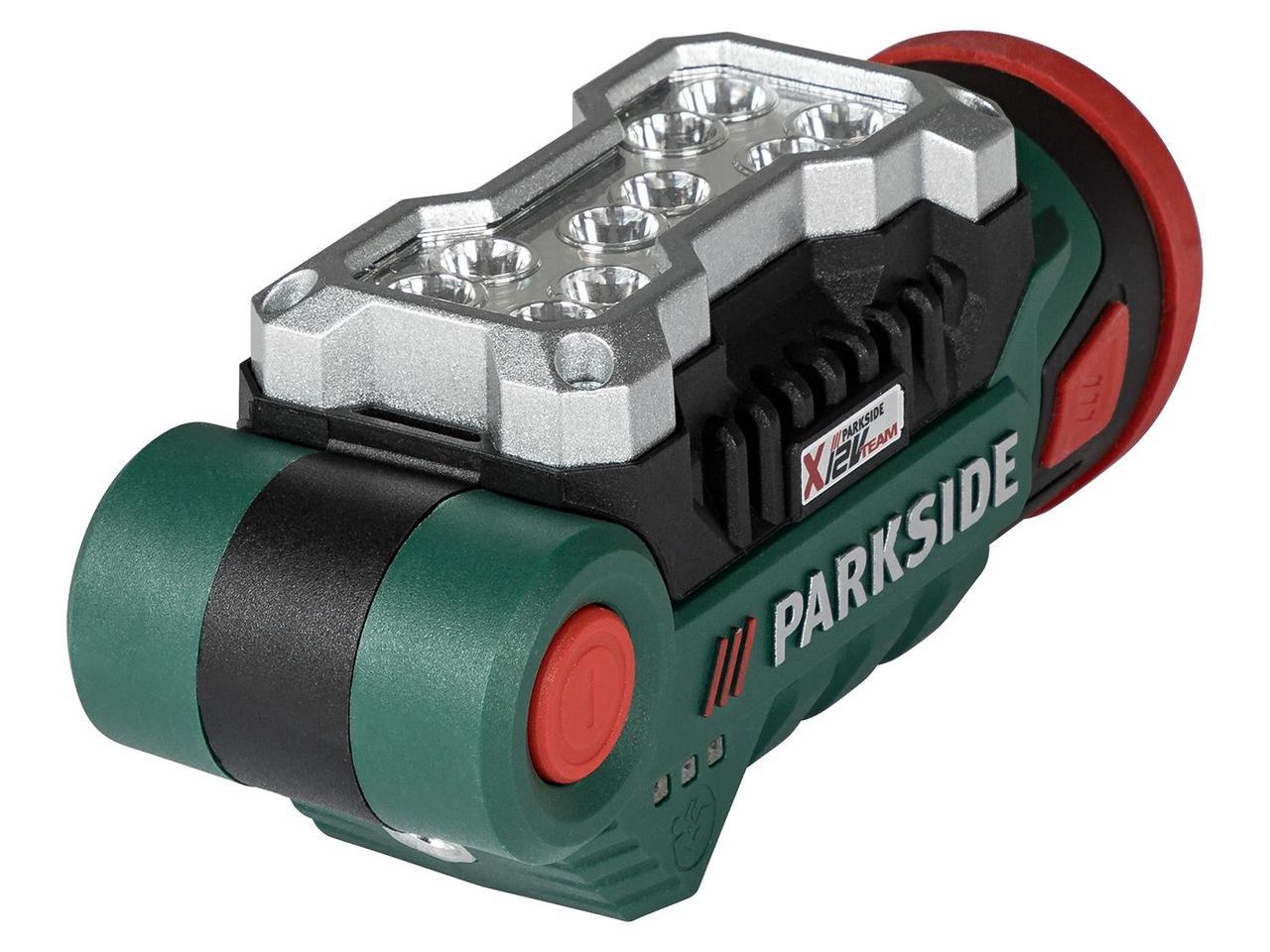 Акумуляторна світлодіодна робочий ліхтар PARKSIDE PLLA 12 B2