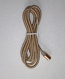 Магнитный кабель шнур зарядки магнитная зарядка USB Type C / Micro USB / Ligtning IPHONE длинна 1 м, фото 6