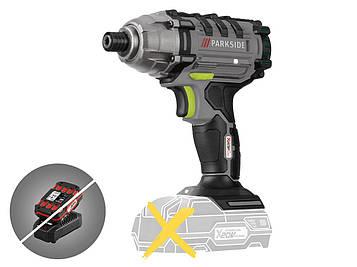Акумуляторний ударний гайковерт PARKSIDE PDSSA 20-Li A1 Limited Edition (Без акумулятора і зарядного