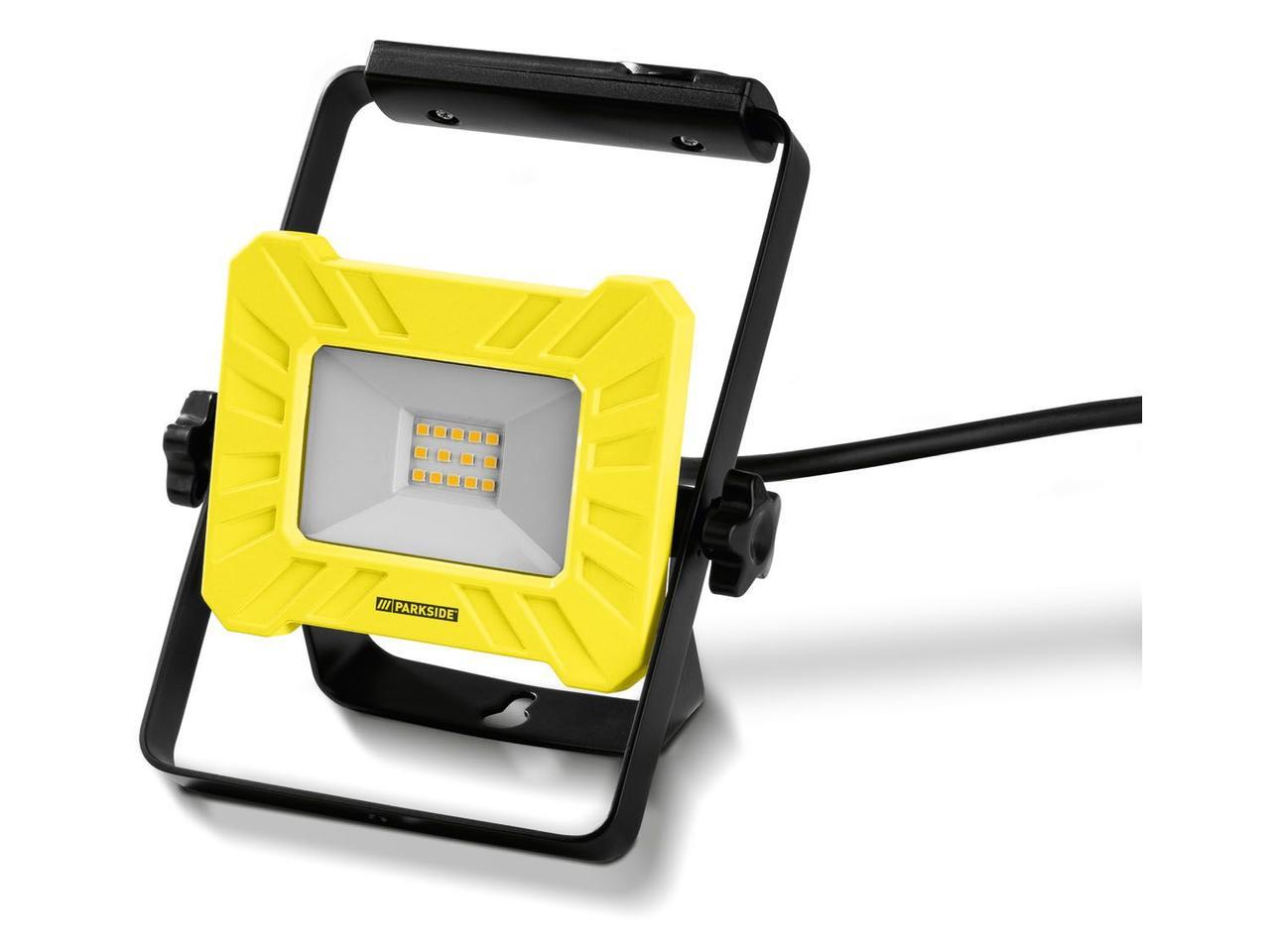 Робочий ліхтар світлодіодний PARKSIDE складаний , 10 Вт