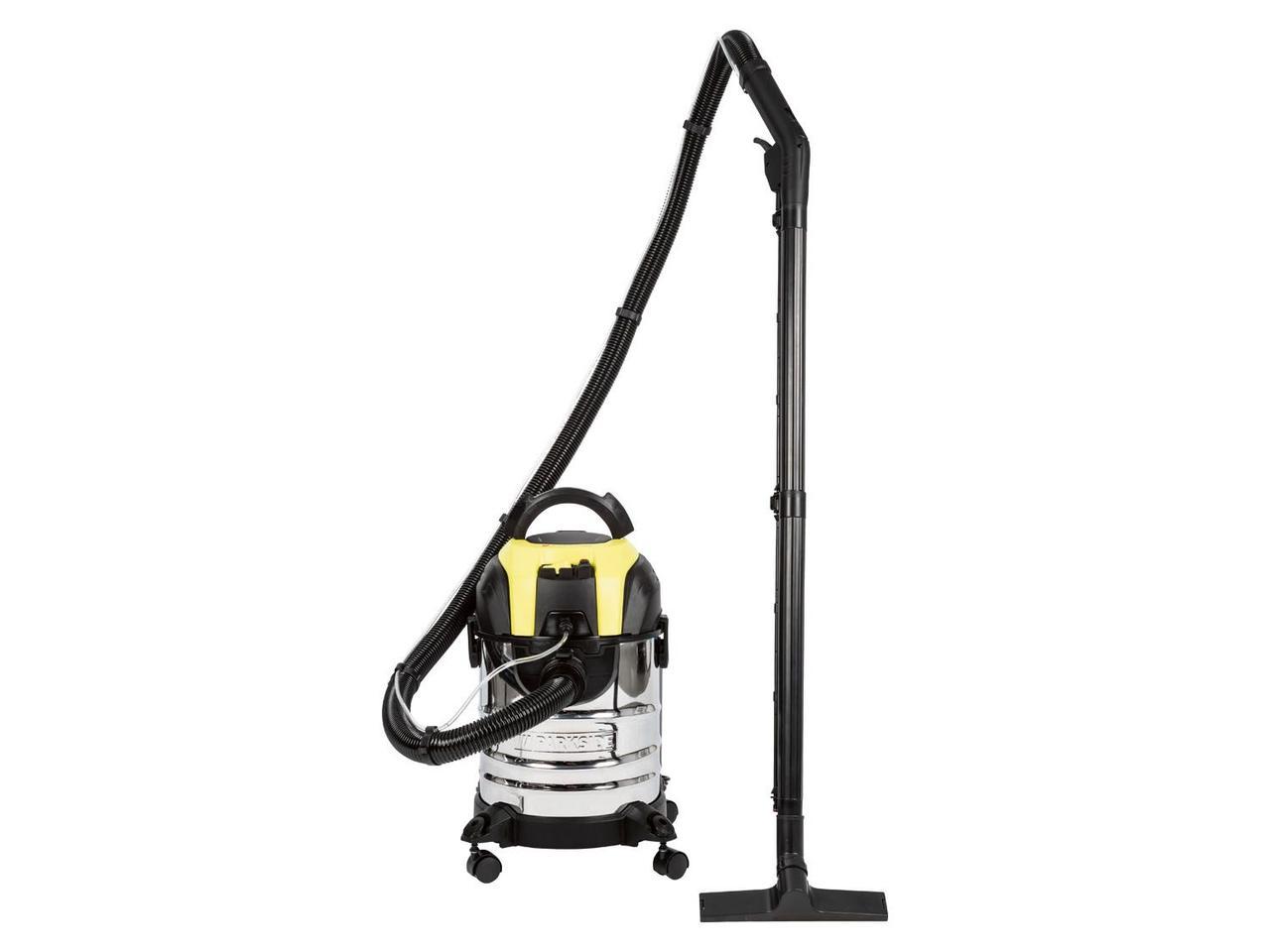 Пылесос сухая и влажная уборка PARKSIDE PWS 20 A1
