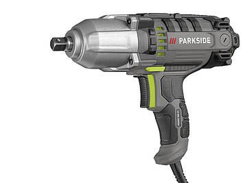 Мережевий ударний гайковерт PARKSIDE PDSSE 550 A1 (Обмежена серія)