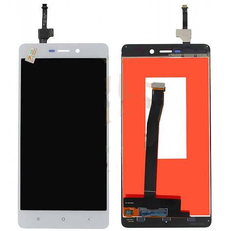 LCD екран+тачскрін Tina Xiaomi Redmi Note 3 AAA, фото 2