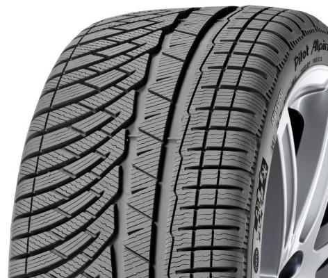 Зимние шины 235/45 R18 98V XL Michelin Pilot Alpin PA4