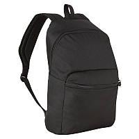 Рюкзак черный городской  (легкий, 17л)
