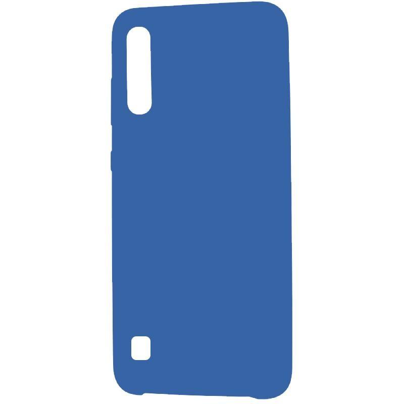 Xiaomi Redmi Note 8T Чохол-накладка Full Soft Case Blue