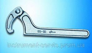 Ключ шарнірний для шліцьових гайок 65-110 Ц15хр. (Камишин)