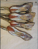 Бычек вяленый мартовик с икрой
