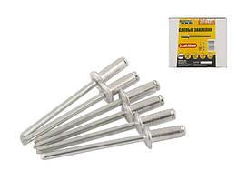 Слепые заклепки алюминиевые 3,2х6,40 мм, 500 шт MASTERTOOL (20-0435)
