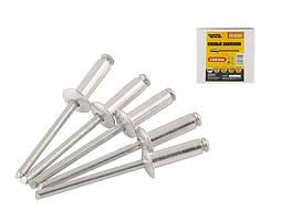 Слепые заклепки алюминиевые 4.0х8.0 мм, 500 шт MASTERTOOL (20-0555)