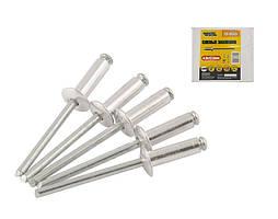 Слепые заклепки алюминиевые 4.0х12.50 мм, 500 шт MASTERTOOL (20-0565)