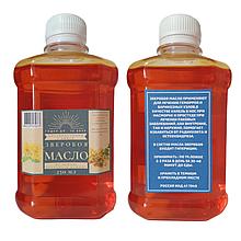 Олія звіробою 250 мл на основі холодного віджиму (Сыродавленное) Алтайвитамины