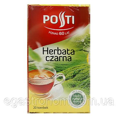 Чай Пості мадрас Posti zielona madras 80g 10шт/ящ (Код : 00-00005801)