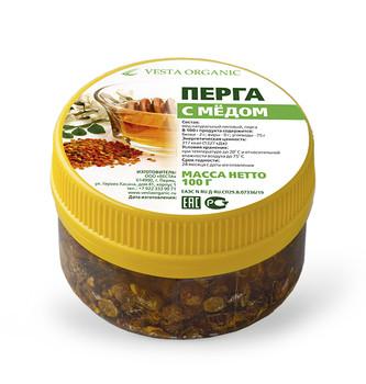 Перга з медом , 100 г