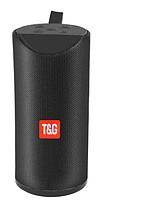 Портативная bluetooth-колонка SPS UBL TG113A, c функцией speakerphone, радио, черная, фото 2
