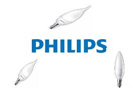 Светодиодные лампы ESS LEDCandle Philips