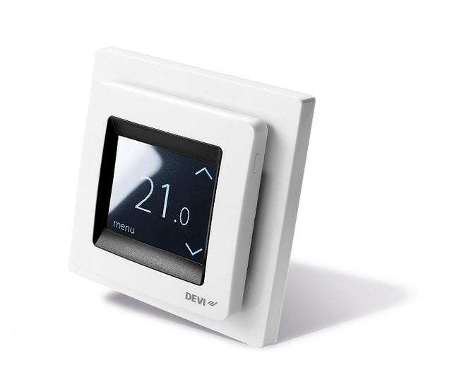 Терморегулятор для теплого пола DEVIreg Touch