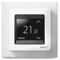 Терморегулятор DEVIreg Touch (140F1064) белый, фото 1