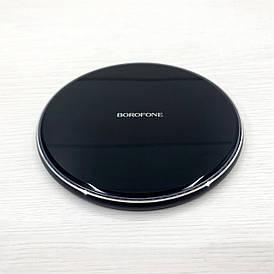 Беспроводное зарядное устройство Borofone BQ3 (чёрное)